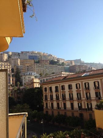 Pinto-Storey: Vista dalla Camera