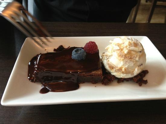Brasserie 44: Dessert.