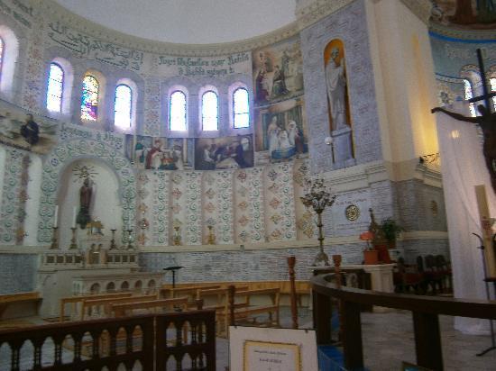 Basilique Notre-Dame d'Afrique : Notre Dame d'Afrique