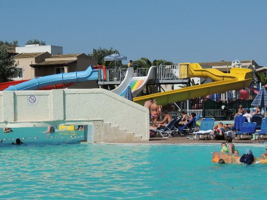 Aquis Sandy Beach Resort: piscine enfants