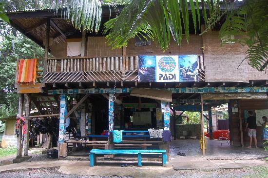 Punta Uva Dive Center: Punta Uva Divers