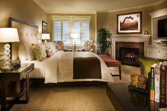 Fess Parker Wine Country Inn: Luxury Guest Room