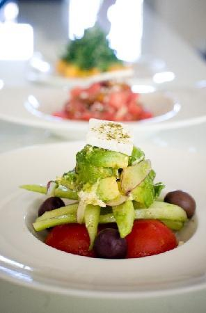 Fess Parker's Wine Country Inn and Spa : Petros Horiatiki Salad