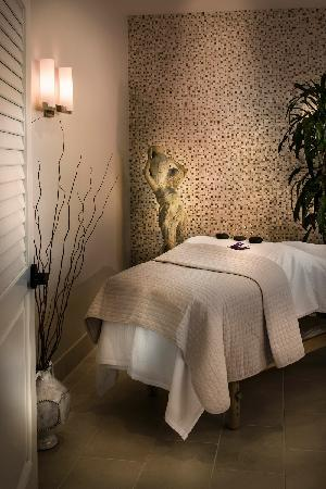 Fess Parker's Wine Country Inn and Spa: Champagne Spa Treatment Room