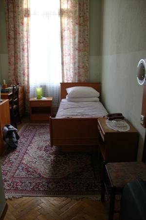 Pension Stadtpark: Single room.