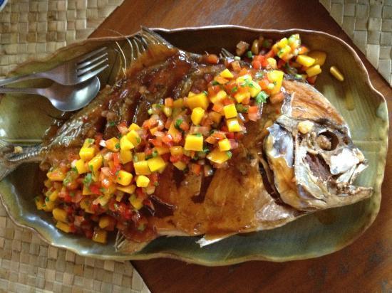 Ugu Bigyan: BIg fish!