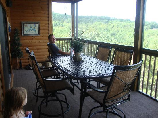 Village At Indian Point: Back Deck Lodge 17, Unit 5