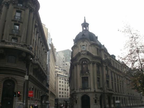 Stock Exchange : Fachada principal