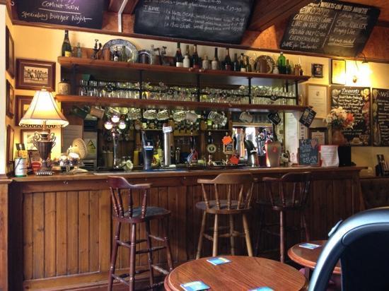 The Prospect Inn: Bar in The Prospect, in Runcorn