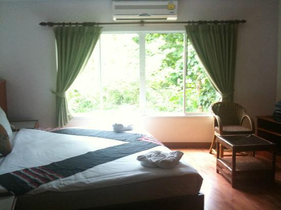 Chaweng Tara Resort: superior on the second floor