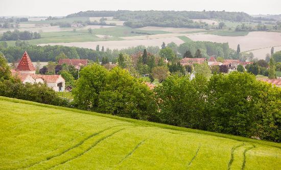 Manoir de Longeveau: Scenery