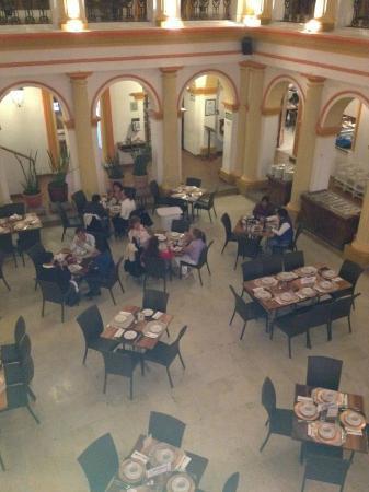 Hotel Ciudad Real Centro Historico : Hôtel