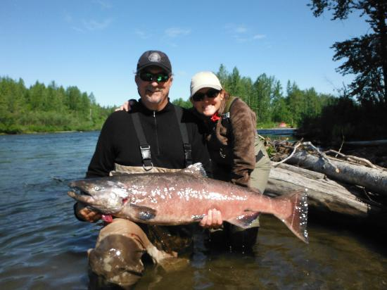 Alaska Fishing Lodge - Wilderness Place Lodge 사진