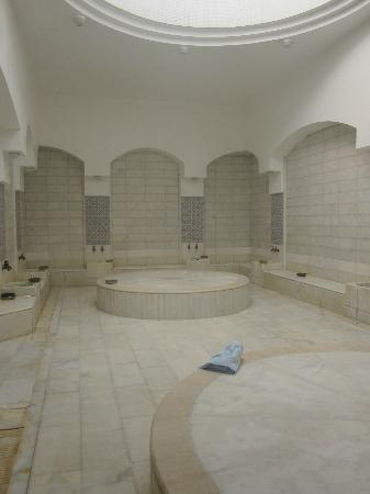 Grand Hotel Ontur: Turkish bath