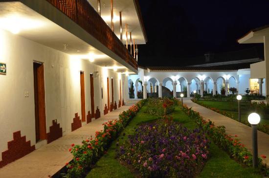 Hotel Agustos Urubamba: parc