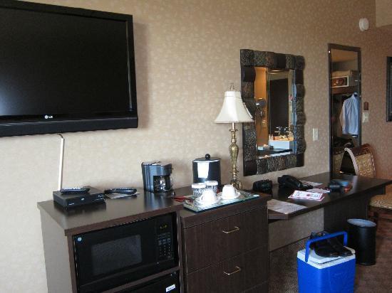 Salvatore's Grand Hotel: room