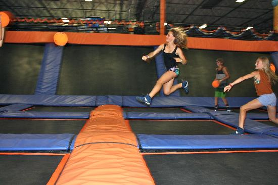 Sky Zone Trampoline Park Anaheim 2019 All You Need To