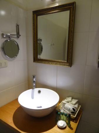 Hotel Boutique Acontraluz: toilete