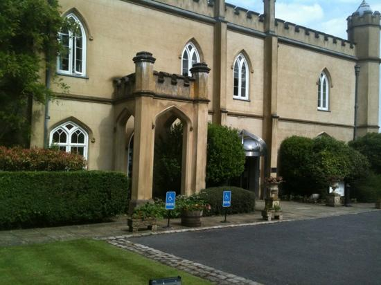 Missenden Abbey Conference Centre: the abbey,