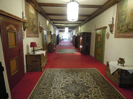 Hotel Klosterbrau: corridors