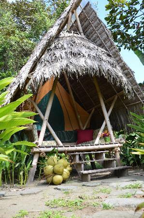 Boca Sombrero: Tent Cabin