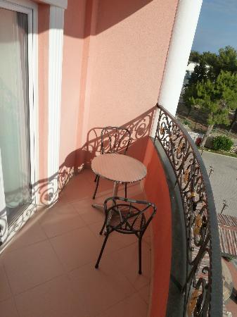Hotel Miramare: balcony