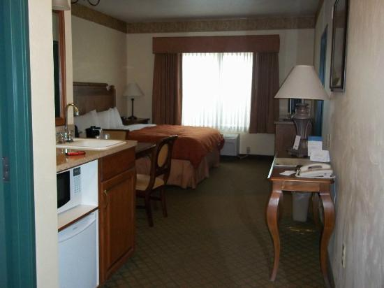 Country Inn & Suites By Carlson, Appleton North: King Family Suite