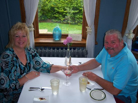 Cafe Cimino Country Inn: Our 8th Anniversary, July 2012
