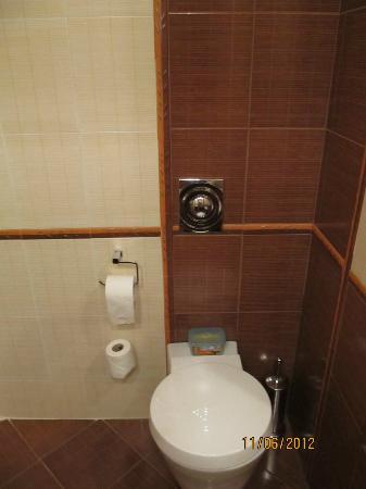Grifid Hotels Club Hotel Bolero: bathroom