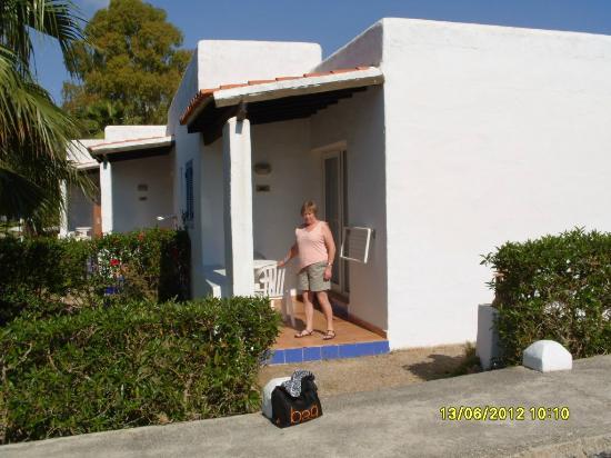 Cala Llenya Resort Ibiza: room 39C