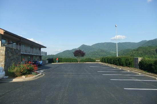 BEST WESTERN Smoky Mountain Inn: The views are great