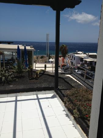 Morana Apartments: our view from the apartment