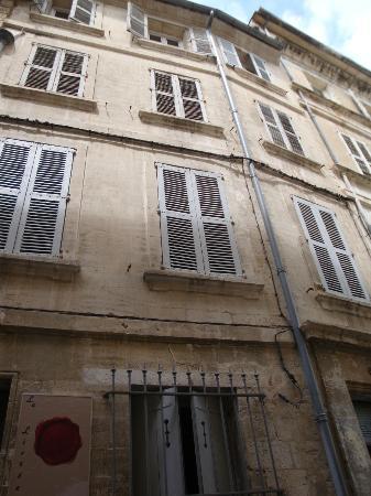 La Livree Du Palais : El edificio