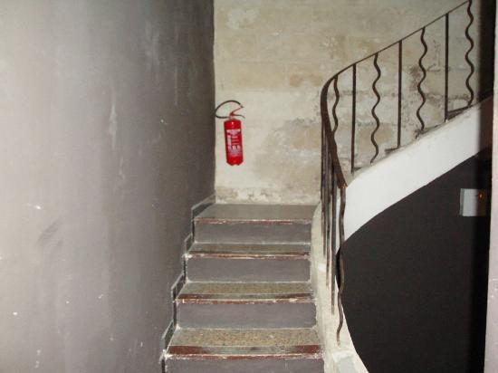 La Livree Du Palais : Subida al apartamento