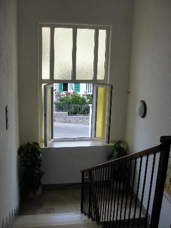 Pensione Villa Mafalda: внутри отеля