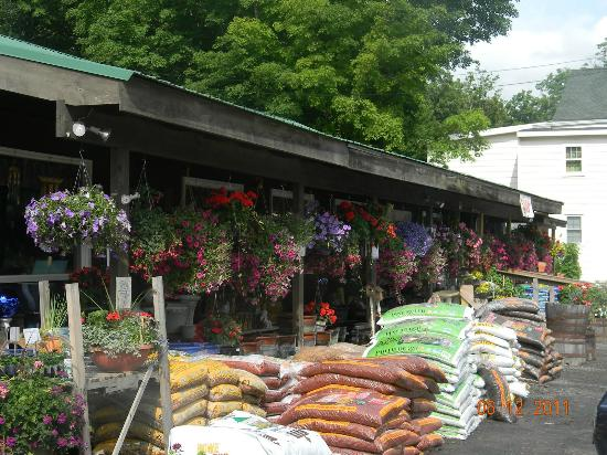 The Catskill Mountain Country Store and Restaurant: Stocked and ready for gardening season