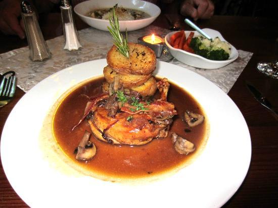 The Lowry: Chicken roast
