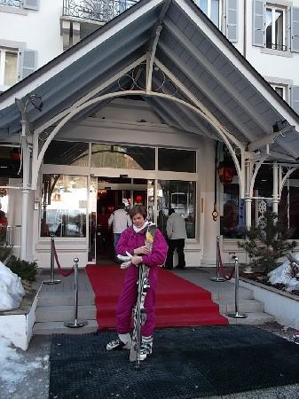 Club Med Chamonix Mont-Blanc: At the hotel