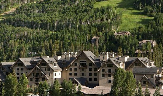 Four Seasons Resort and Residences Vail: Vail Exterior