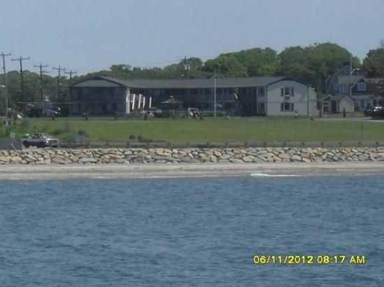 Mariner's Point Resort -- great ocean views!