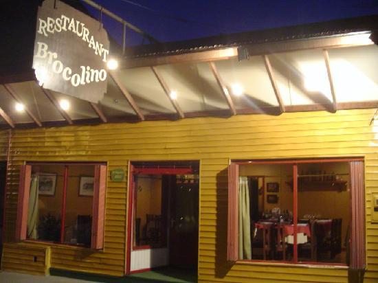 Brocolino Restaurante: portada brocolino