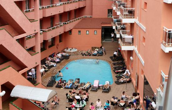 Tossa Center Hotel: Pool