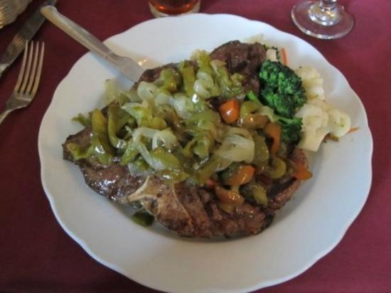 Iron Horse Inn: Myer SpringDell Porterhouse Steak