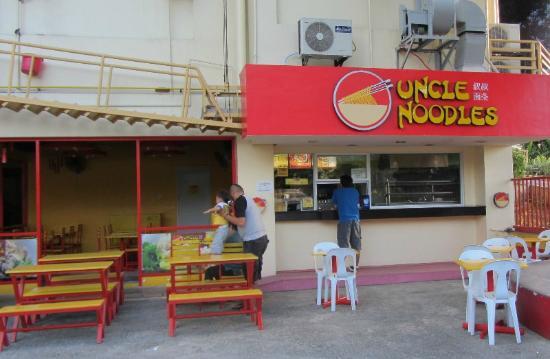 Uncle Noodles