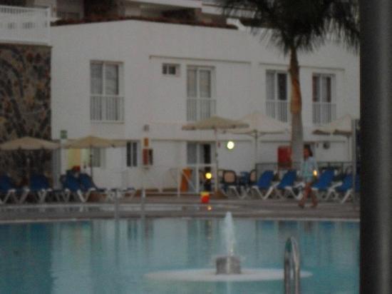 Hotel Altamadores: our apartment
