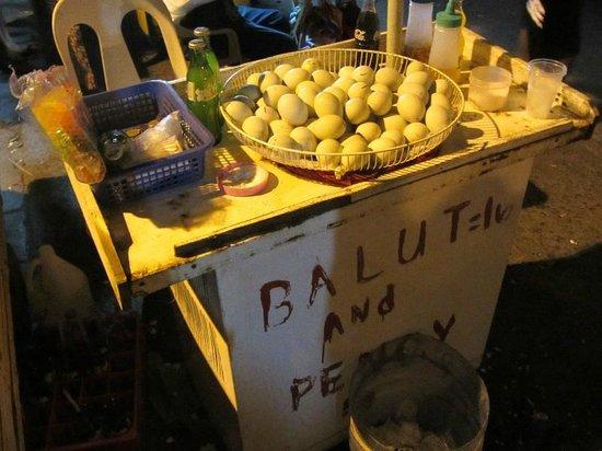 Night Cafe : Eine philippinische Spezialität: Balud
