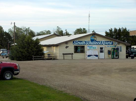 South Whitlock Resort: South Witlock Resort's Convenience Store