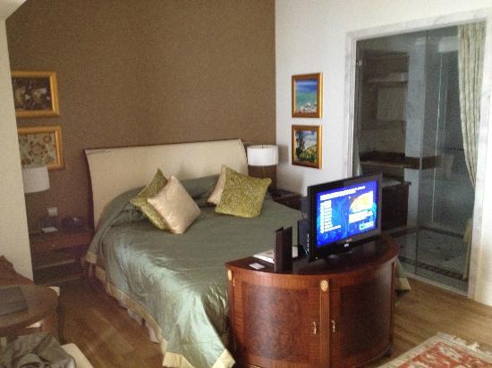 โรงแรมมาร์เดนพาเลซ: standart room