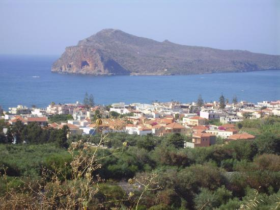 Agia marina and Agia Theodorou