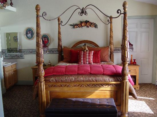Grand Junction Bed and Breakfast: Master Suite